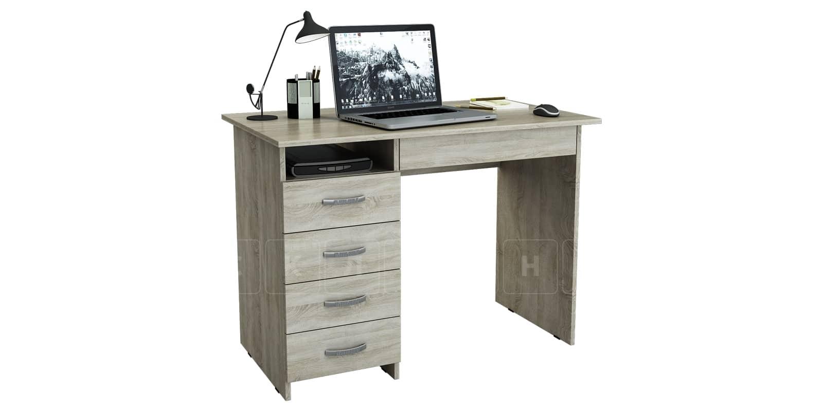 Офисный стол Харви с ящиками фото 7 | интернет-магазин Складно