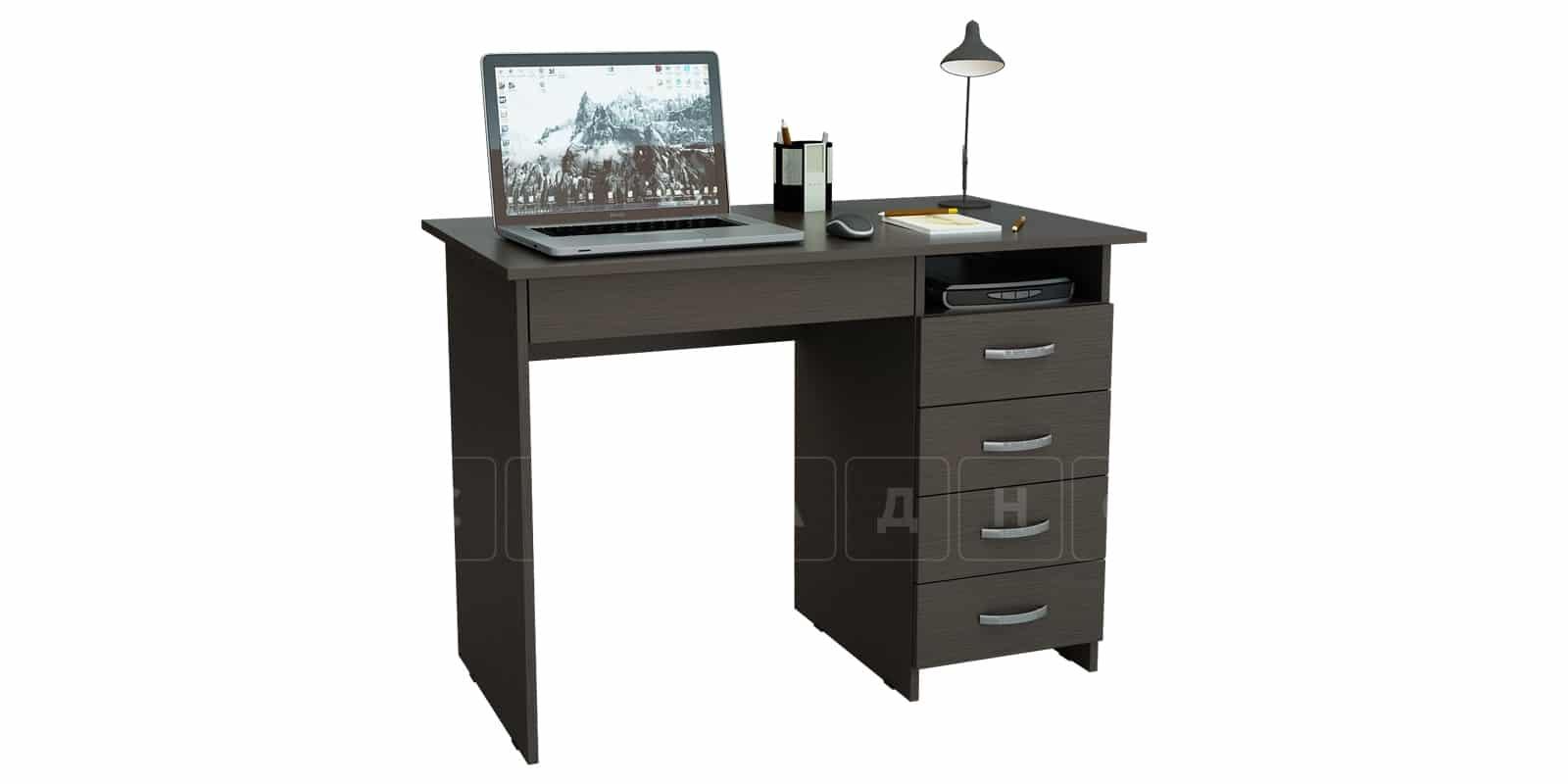 Офисный стол Харви с ящиками фото 4 | интернет-магазин Складно