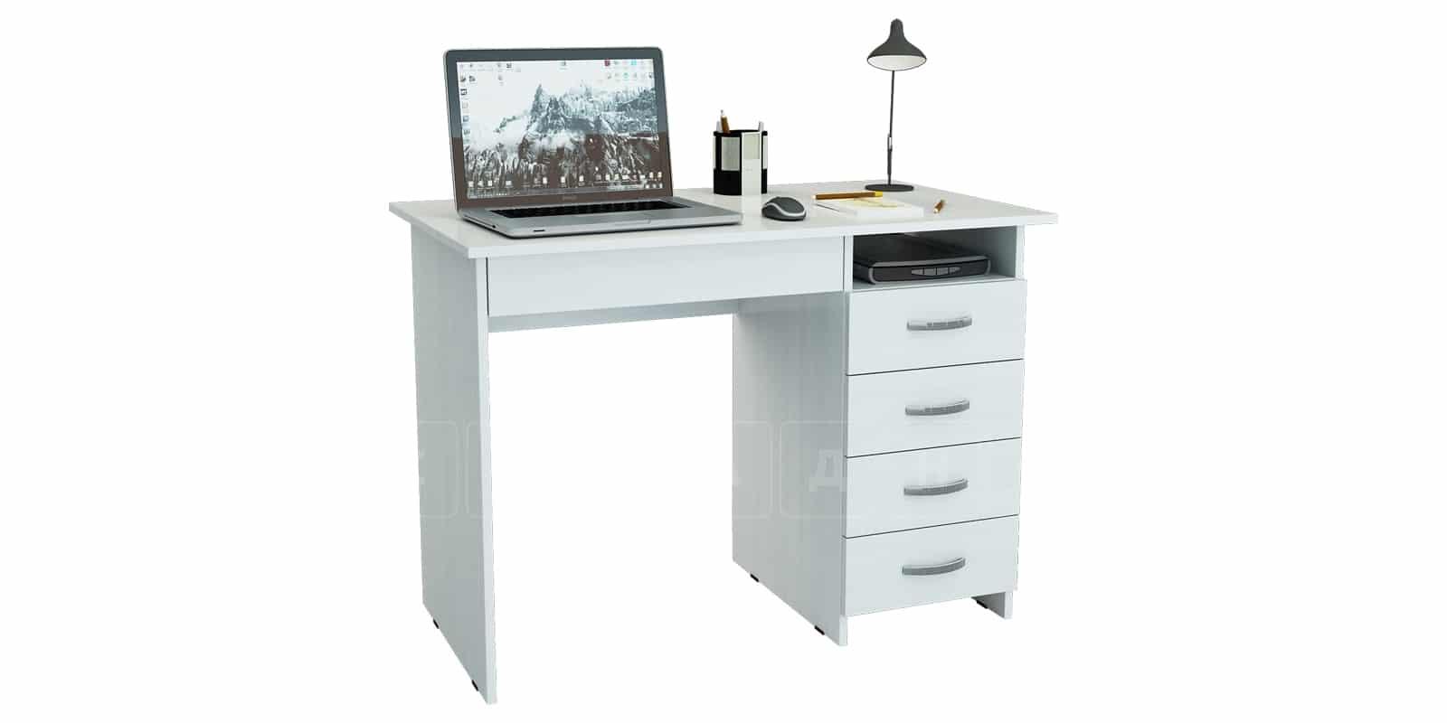 Офисный стол Харви с ящиками фото 6 | интернет-магазин Складно