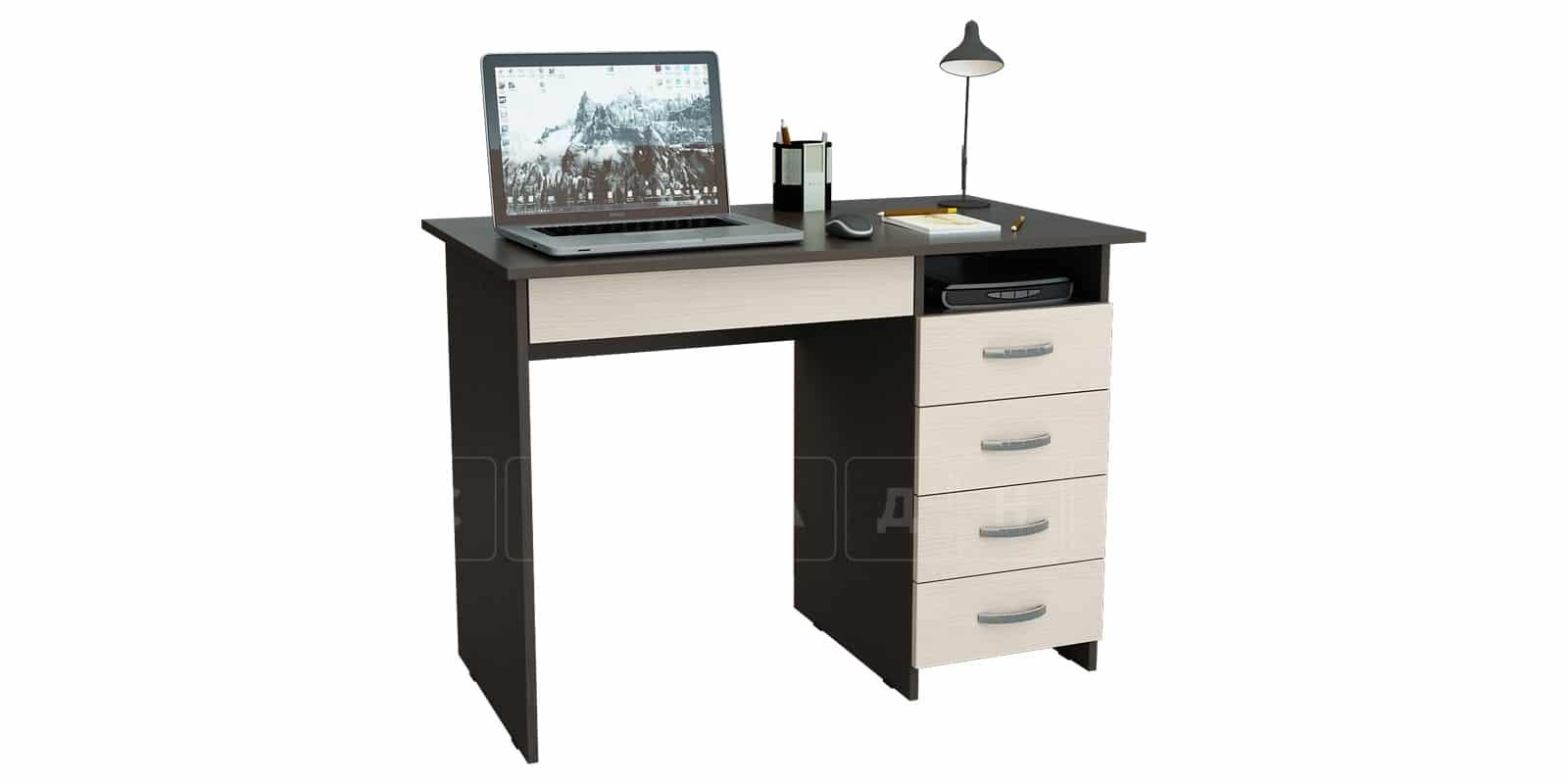 Офисный стол Харви с ящиками фото 2 | интернет-магазин Складно