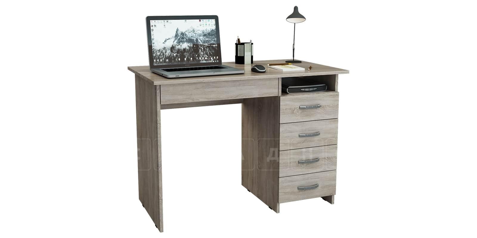 Офисный стол Харви с ящиками фото 8 | интернет-магазин Складно