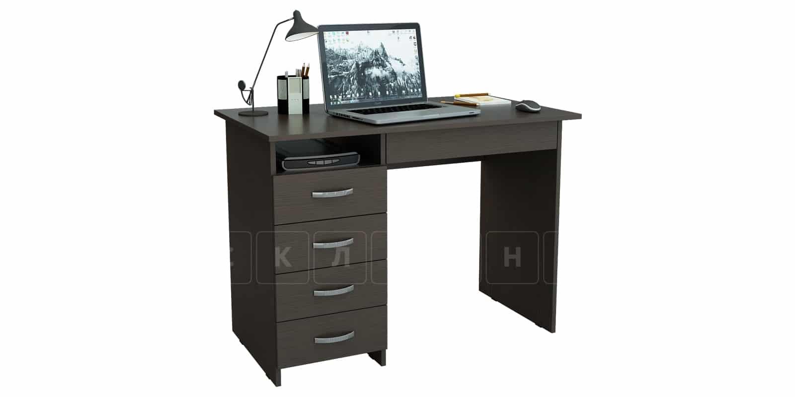 Офисный стол Харви с ящиками фото 3 | интернет-магазин Складно