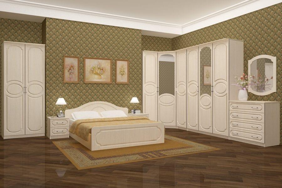 Спальный гарнитур Карина-7 фото   интернет-магазин Складно