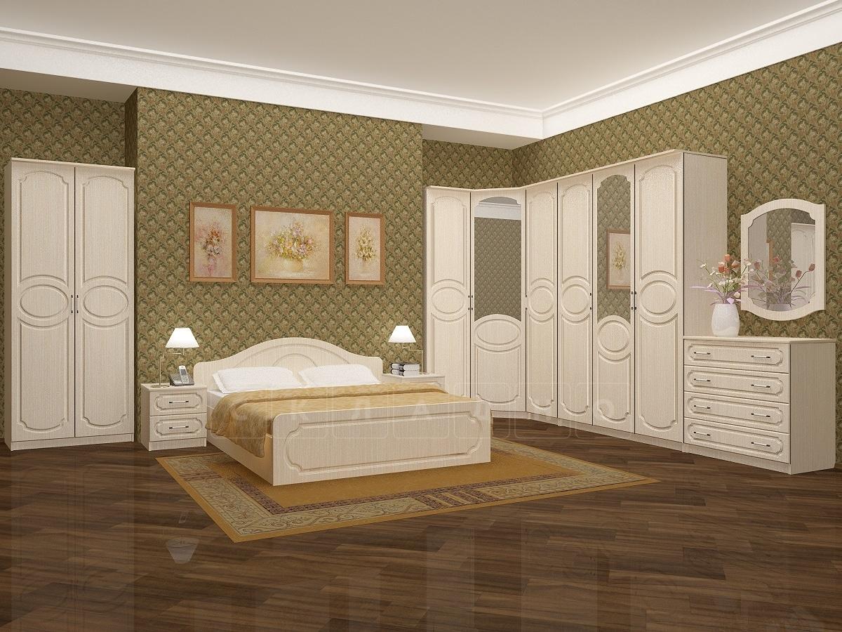 Спальный гарнитур Карина-7 фото 1 | интернет-магазин Складно