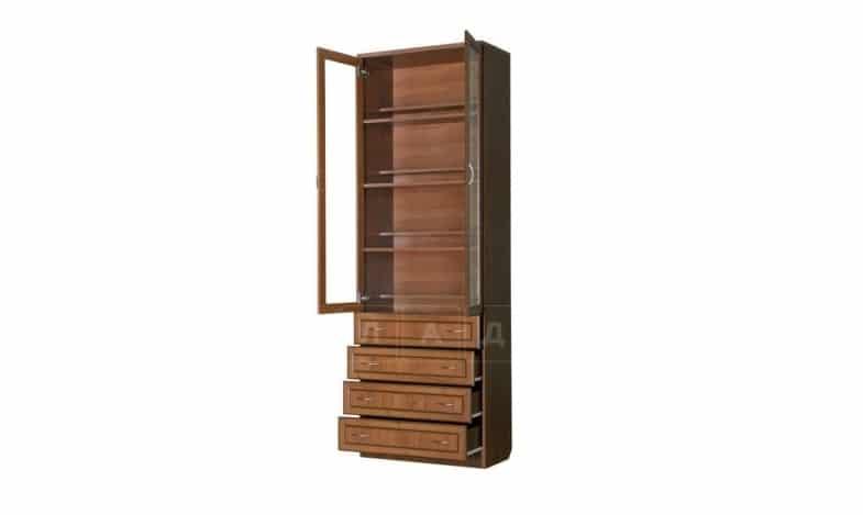 Книжный шкаф с ящиками 204 дуб сонома фото 2 | интернет-магазин Складно