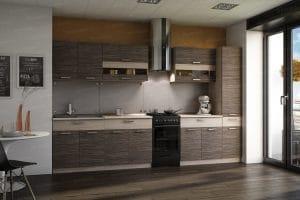 Кухонный гарнитур Эра 2,8 м фото 2 | интернет-магазин Складно