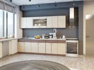 Кухонный гарнитур Шимо 2,6м фото | интернет-магазин Складно