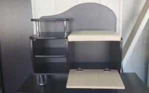 Обувница Квартет с сидением 3040 рублей, фото 4 | интернет-магазин Складно