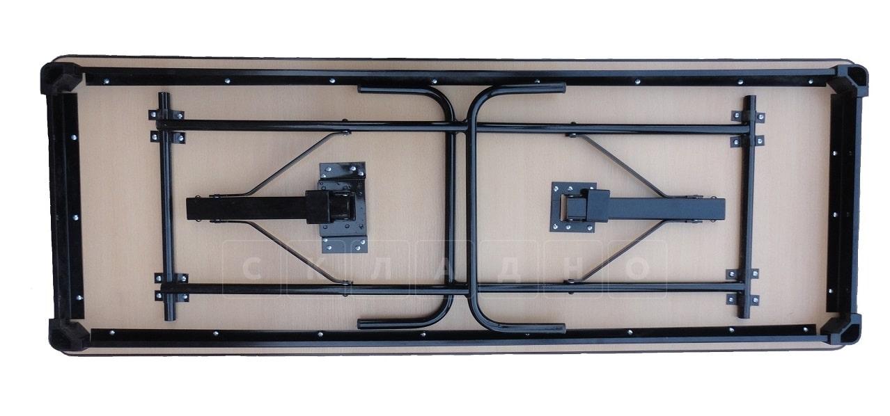 Складной стол Дельта прямоугольный 240 х 120 см. фото 4 | интернет-магазин Складно