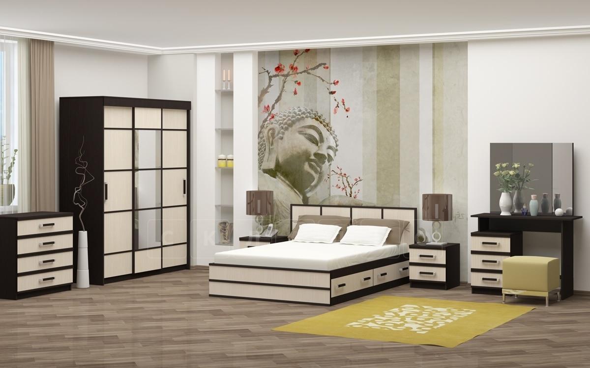 Спальный гарнитур Сакура фото 1 | интернет-магазин Складно