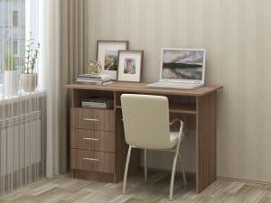 Письменный стол ПС-02 с ящиками 3560 рублей, фото 6 | интернет-магазин Складно