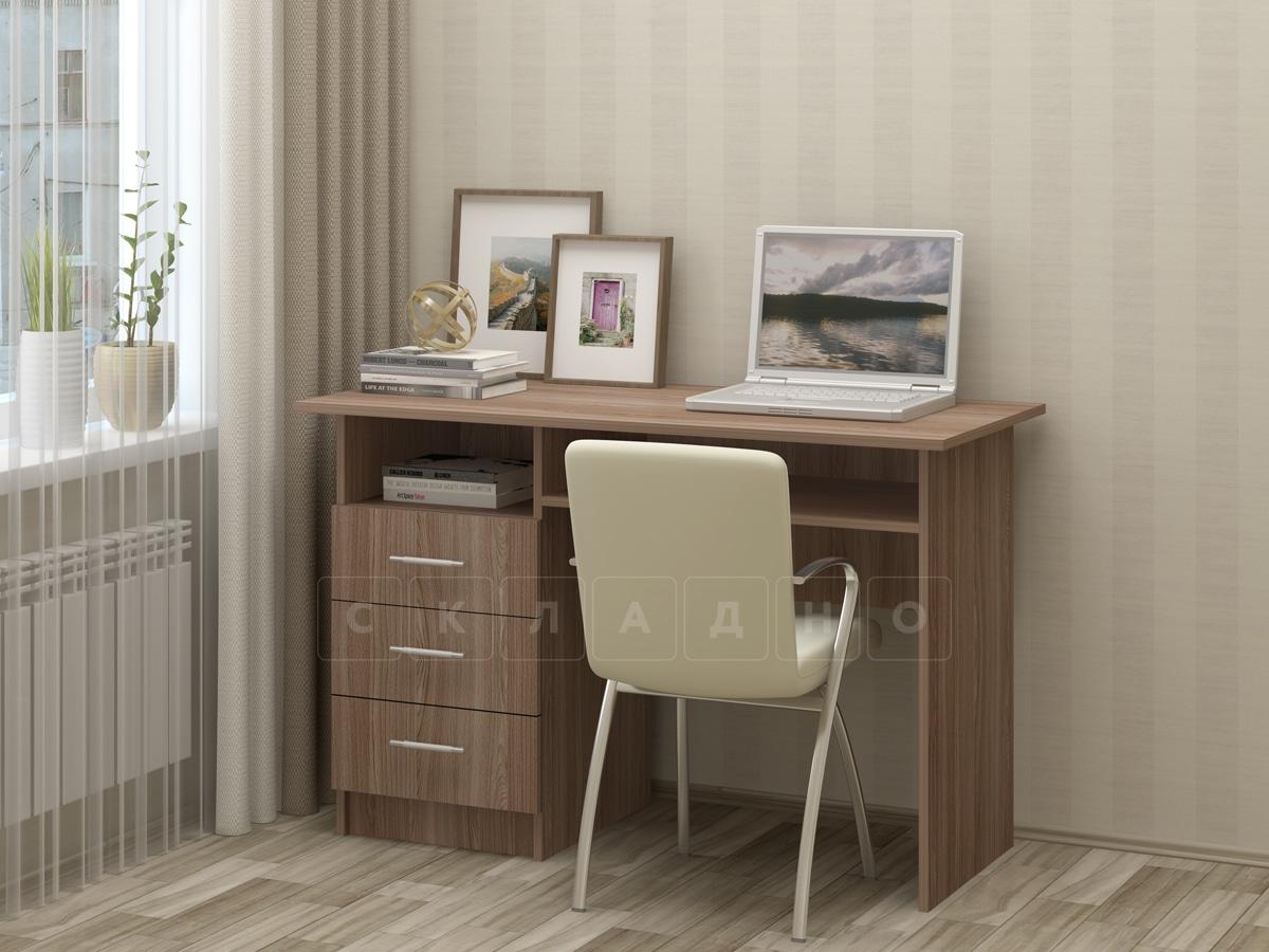 Письменный стол ПС-02 с ящиками фото 6 | интернет-магазин Складно