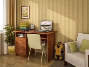 Письменный стол ПС-02 с ящиками 3560 рублей, фото 7 | интернет-магазин Складно
