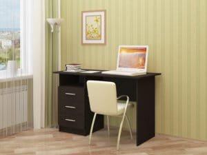 Письменный стол ПС-02 с ящиками 3560 рублей, фото 3 | интернет-магазин Складно