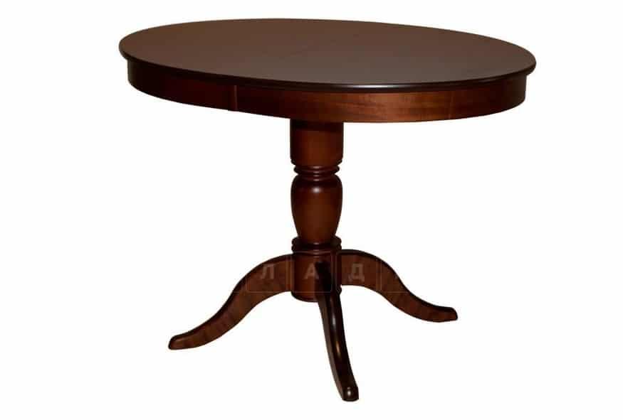 Обеденный стол Фламинго овальный фото 2 | интернет-магазин Складно