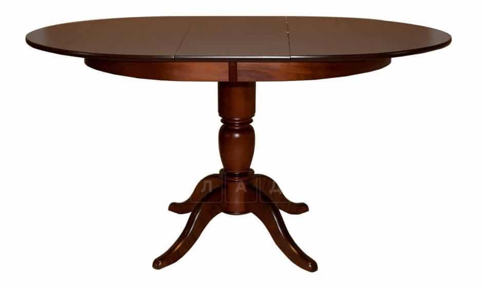Обеденный стол Фламинго овальный фото 3 | интернет-магазин Складно