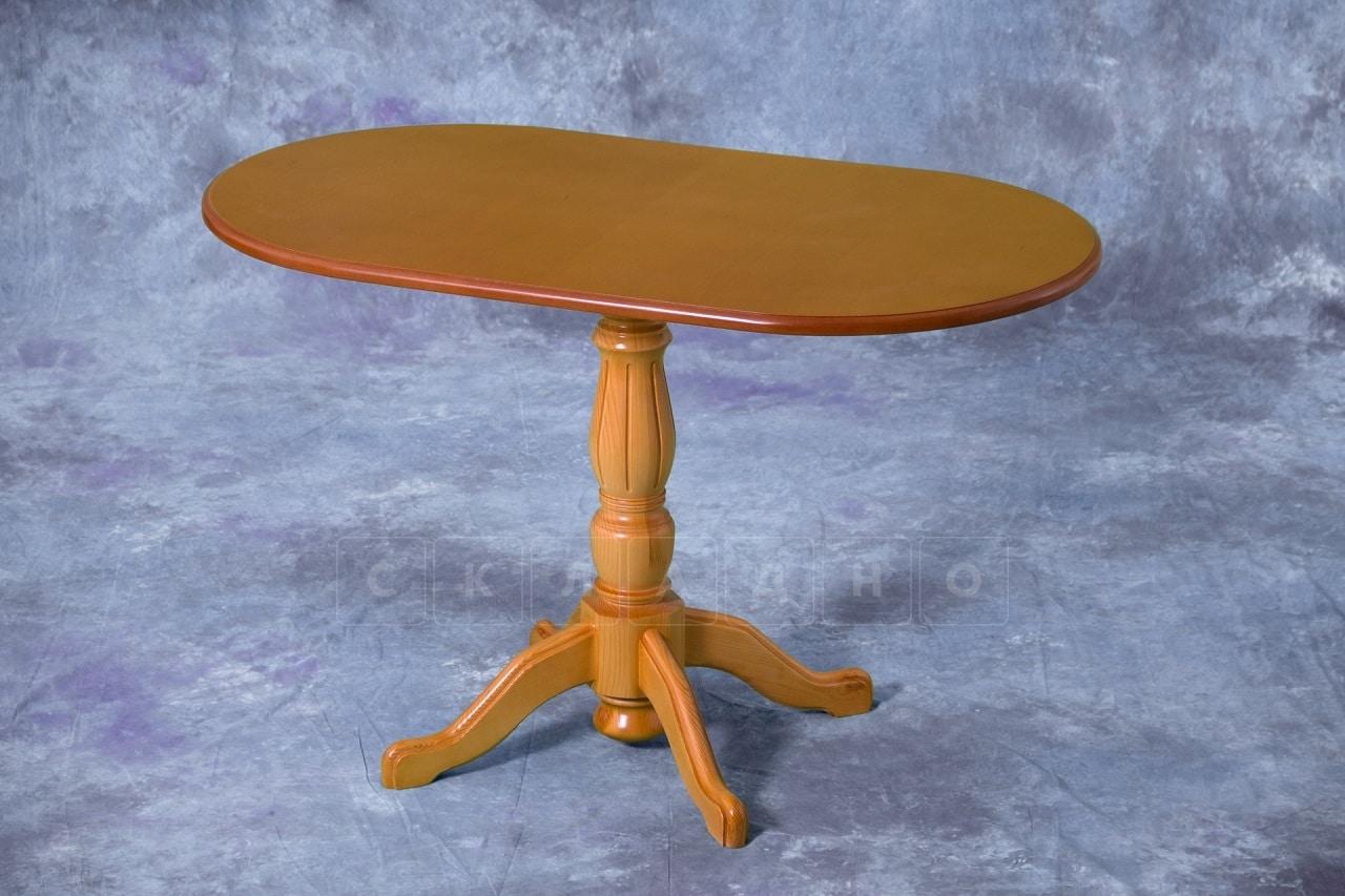 Обеденный стол Консул овальный фото 2 | интернет-магазин Складно