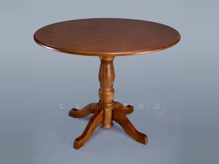 Обеденный стол Консул круглый фото 1 | интернет-магазин Складно