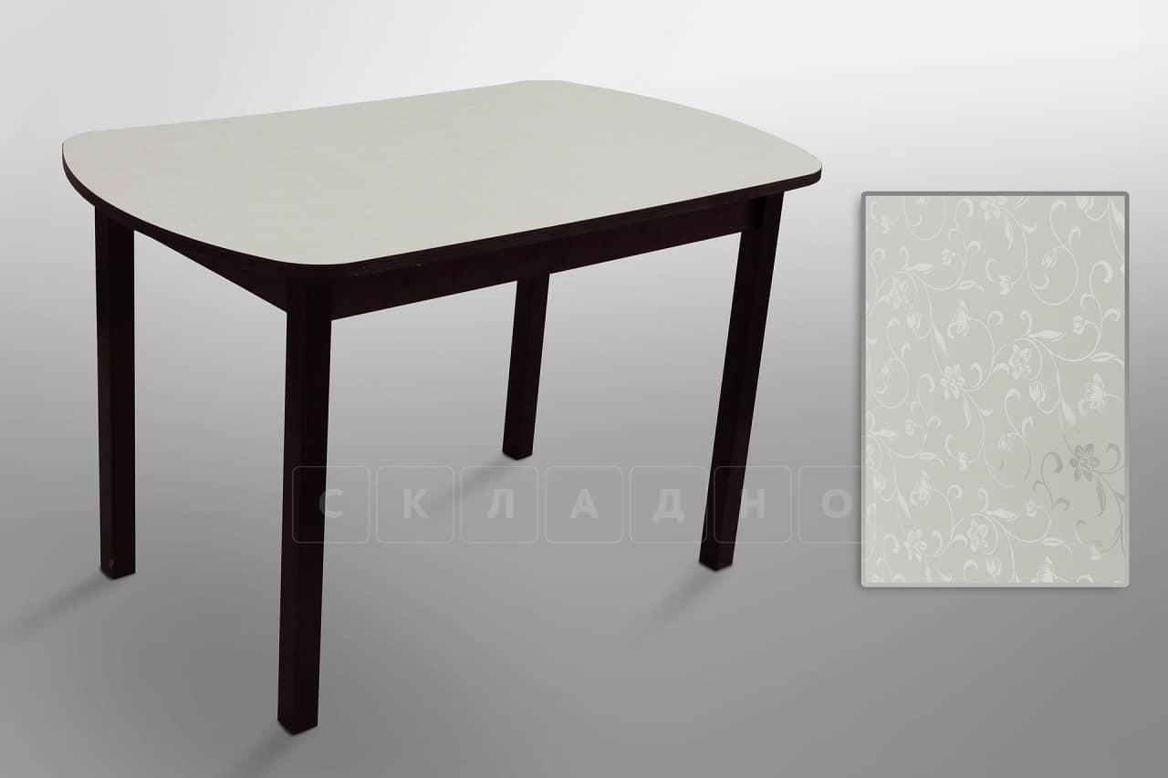 Стол обеденный точеные ноги 100х60 фото 1 | интернет-магазин Складно