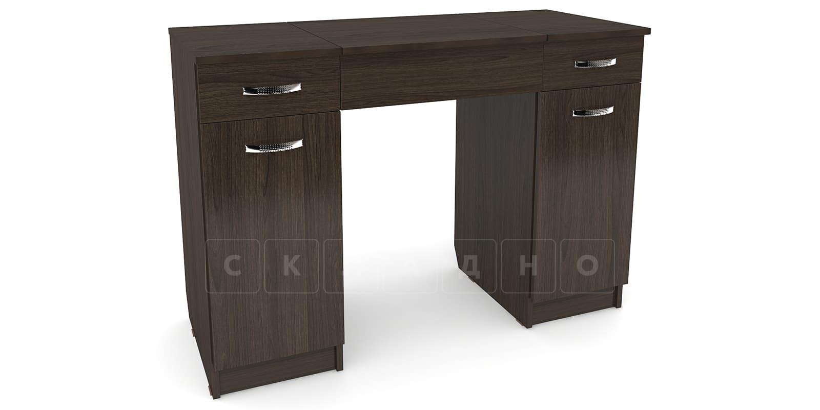 Туалетный столик Портофино с двумя ящиками фото 2 | интернет-магазин Складно