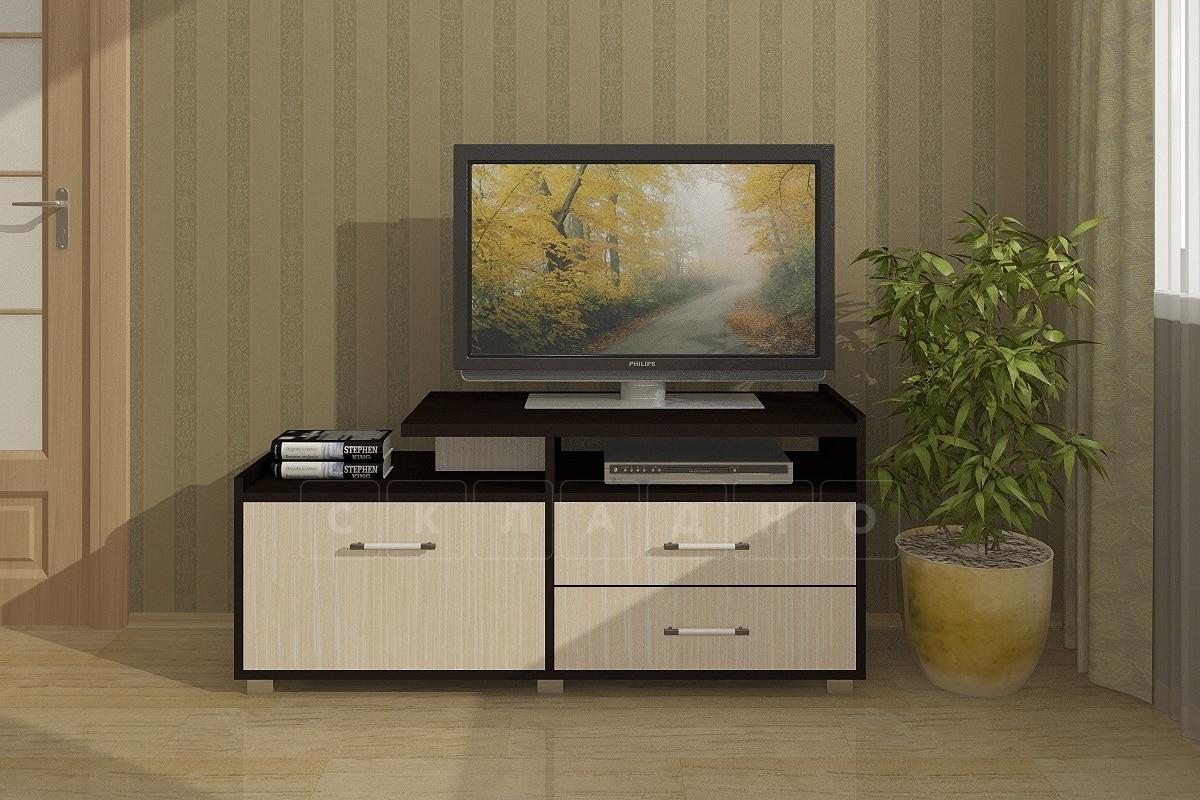 Тумба под телевизор ТТВ-1 фото 1 | интернет-магазин Складно