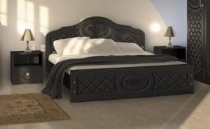 Кровать Венеция МДФ 160 см 7990 рублей, фото 2 | интернет-магазин Складно