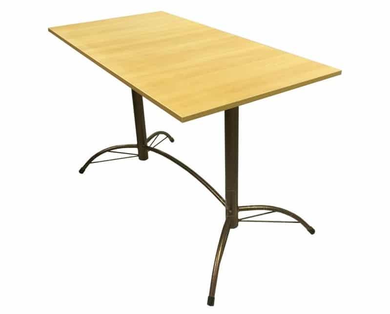 Обеденный стол Ярис 120х60 фото 1 | интернет-магазин Складно