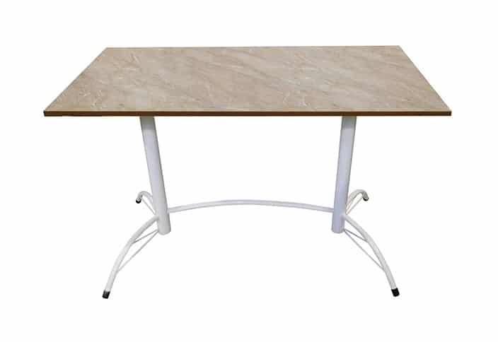 Обеденный стол Ярис 120х60 фото 5 | интернет-магазин Складно