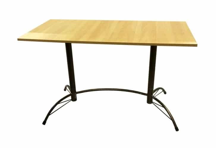 Обеденный стол Ярис 120х60 фото 2 | интернет-магазин Складно