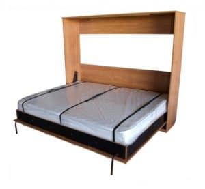 Подъемная кровать 160см горизонтальная К07 28550 рублей, фото 2 | интернет-магазин Складно