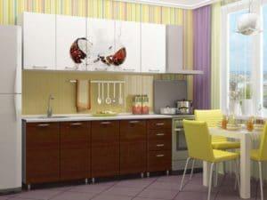 Кухня с фотопечатью Баунти 2,0м 15690 рублей, фото 2 | интернет-магазин Складно