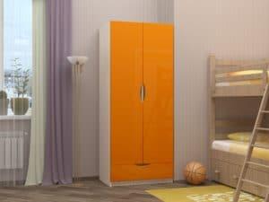 Шкаф в детскую Бемби-3  9710  рублей, фото 1 | интернет-магазин Складно