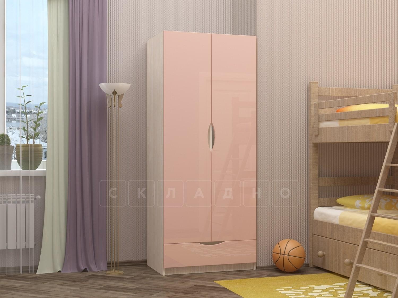 Шкаф в детскую Бемби-3 фото 3 | интернет-магазин Складно