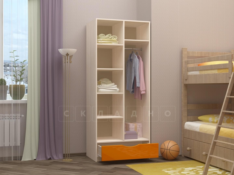 Шкаф в детскую Бемби-3 фото 2 | интернет-магазин Складно