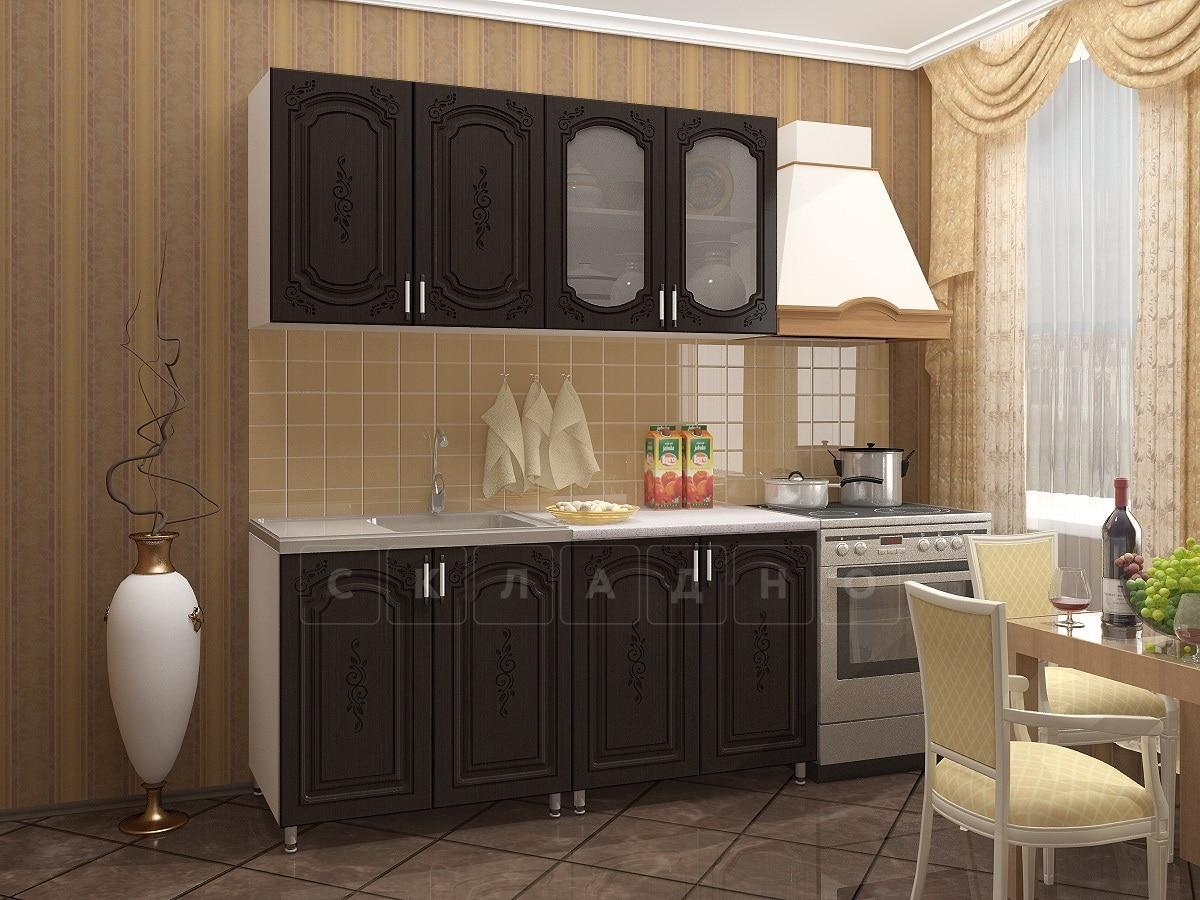 Кухонный гарнитур Боско 1,6 м фото 3 | интернет-магазин Складно
