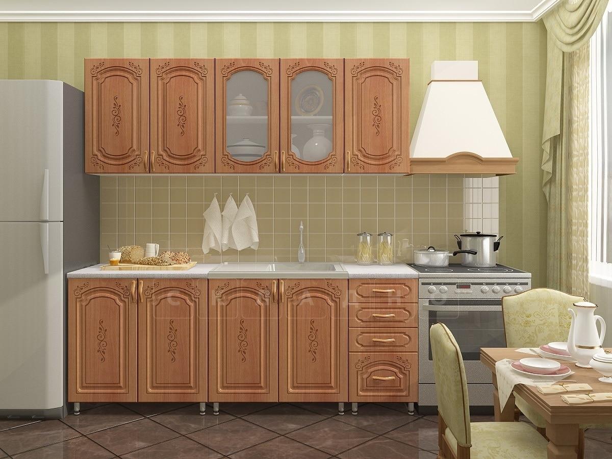 Кухонный гарнитур Боско 2,0 м фото 3 | интернет-магазин Складно