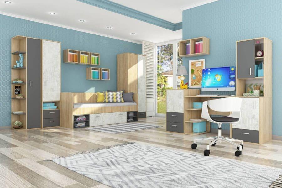 Набор детской мебели Арчи фото | интернет-магазин Складно