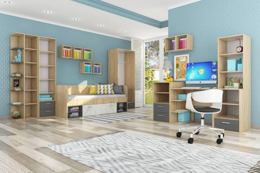 Набор детской мебели Арчи фото 2 | интернет-магазин Складно