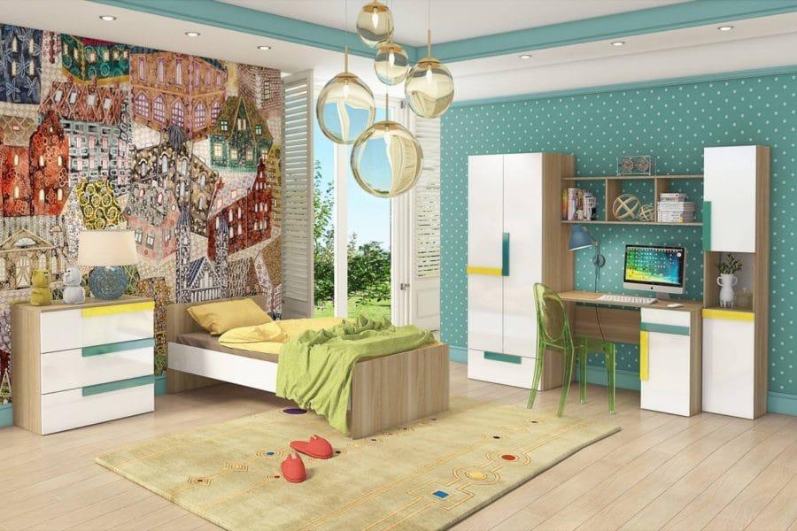 Набор детской мебели Умка вариант 1 фото | интернет-магазин Складно