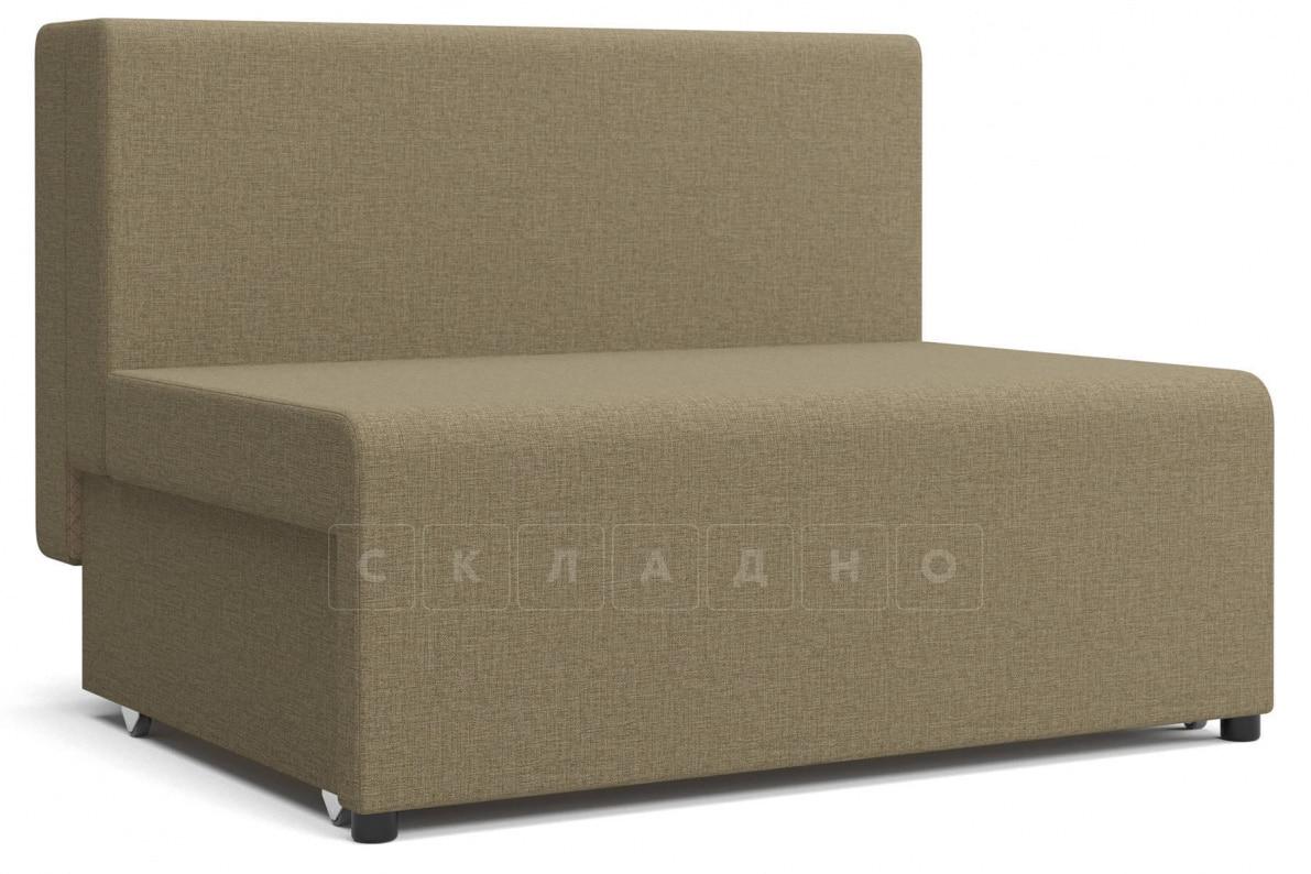 Детский диван Умка рогожка темно-бежевый фото 1 | интернет-магазин Складно