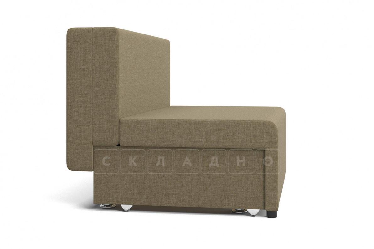 Детский диван Умка рогожка темно-бежевый фото 4 | интернет-магазин Складно