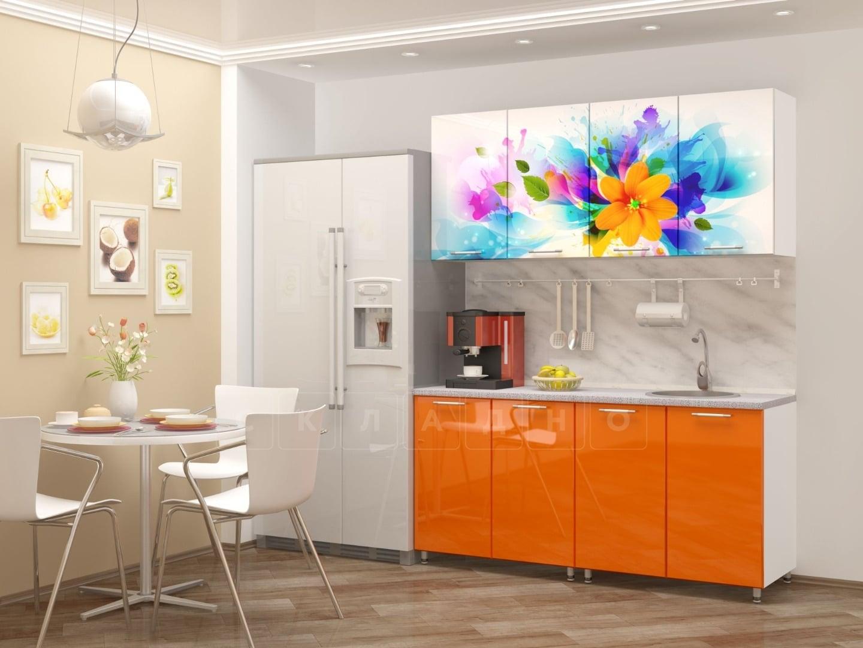 Кухня с фотопечатью Фантазия 160 см фото 1 | интернет-магазин Складно
