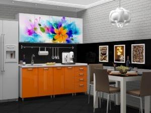 Кухня с фотопечатью Фантазия 1,8 м 14490 рублей, фото 2 | интернет-магазин Складно