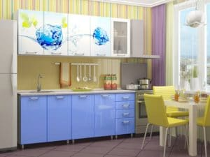 Кухня с фотопечатью Фреш 2,0м 15690 рублей, фото 1 | интернет-магазин Складно