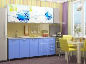 Кухня с фотопечатью Фреш 2,0м 21280 рублей, фото 2 | интернет-магазин Складно