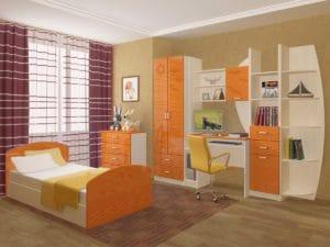 Набор детской мебели Юниор-2 МДФ 25240 рублей, фото 3 | интернет-магазин Складно