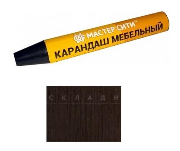 Мебельный карандаш венге фото 1 | интернет-магазин Складно