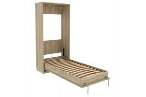 Подъемная кровать 90 см вертикальная К02 29990 рублей, фото 6 | интернет-магазин Складно