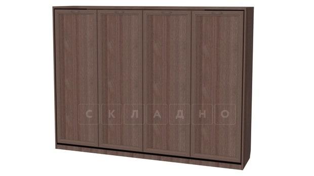 Подъемная кровать 140см горизонтальная К06 фото 6 | интернет-магазин Складно