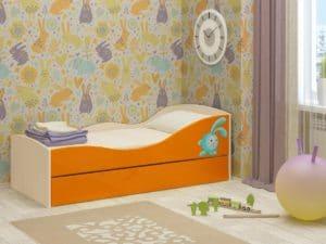 Детская выдвижная кровать Юниор-10 8350 рублей, фото 4 | интернет-магазин Складно